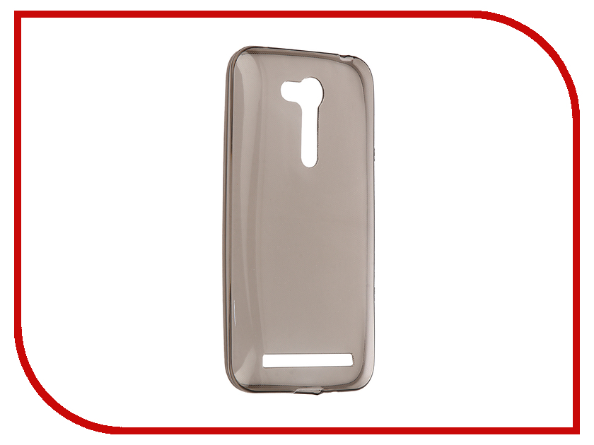 Аксессуар Чехол ASUS Zenfone Go ZB452KG Zibelino Ultra Thin Case Black ZUTC-ASU-ZB452KG-BLK<br>