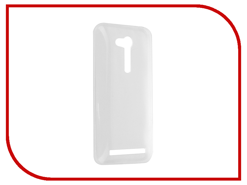 Аксессуар Чехол ASUS Zenfone Go ZB452KG Zibelino Ultra Thin Case White ZUTC-ASU-ZB452TG-WHT<br>