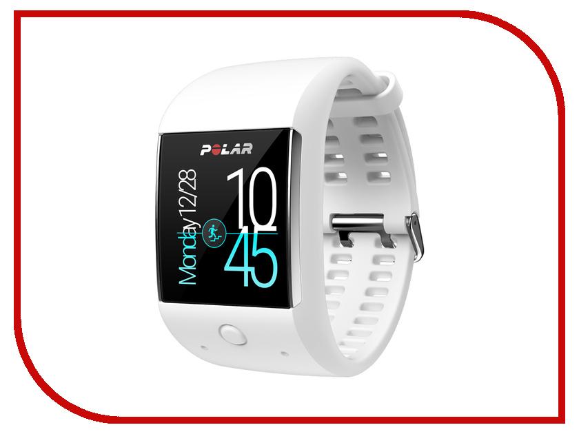 Умные часы Polar M600 White часы умные белые
