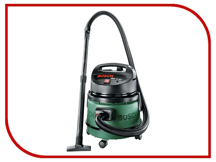 Пылесос Bosch PAS 11-21 0603395008<br>