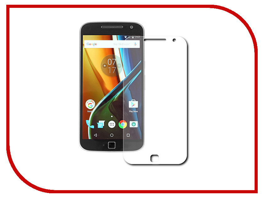 Аксессуар Защитное стекло Motorola Moto G4 Plus Gecko 0.26mm ZS26-GMOTMG4PL<br>