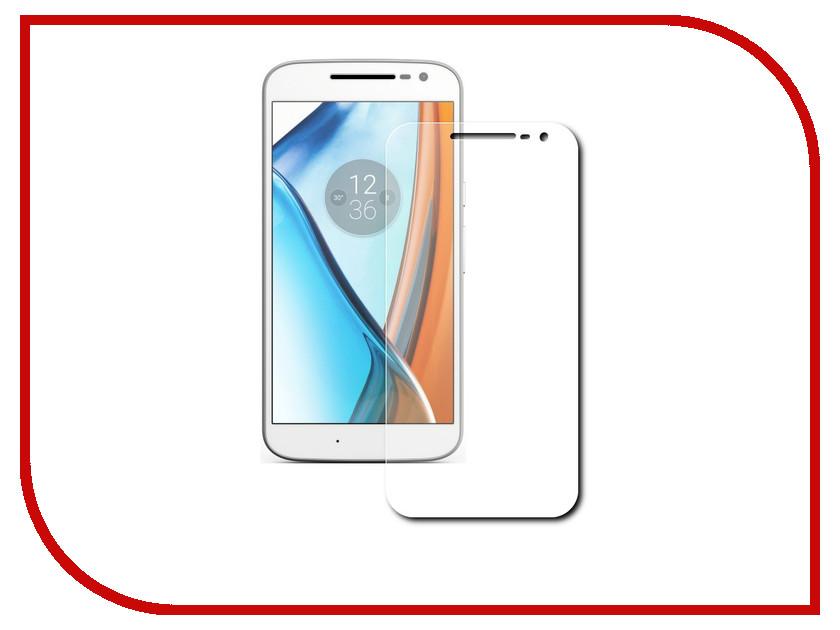 Аксессуар Защитное стекло Motorola Moto G4 Gecko 0.26mm ZS26-GMOTMG4<br>