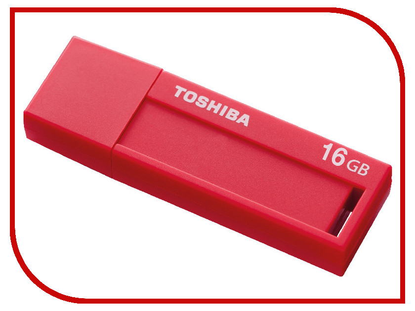 USB Flash Drive 16Gb - Toshiba Daichi U302 THN-U302R0160M4
