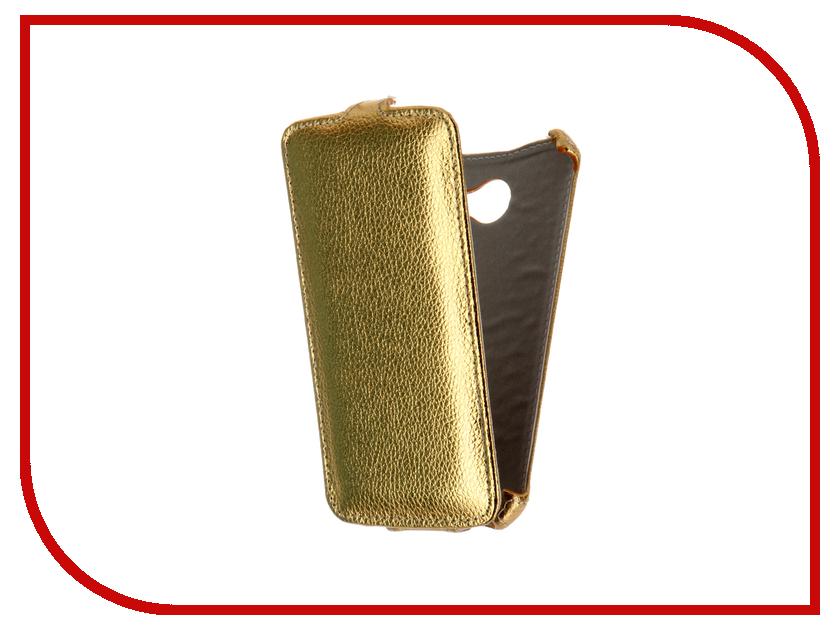 Аксессуар Чехол LG K5 X220ds Gecko Gold GG-F-LGK5-GOLD<br>