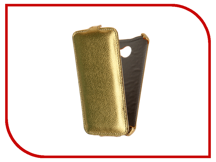 все цены на Аксессуар Чехол LG K5 X220ds Gecko Gold GG-F-LGK5-GOLD онлайн