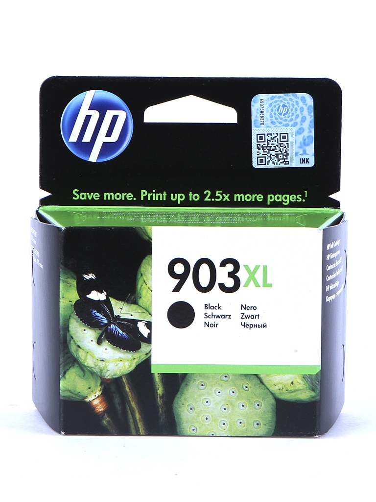 Картридж HP 903XL T6M15AE Black для OfficeJet Pro 6960