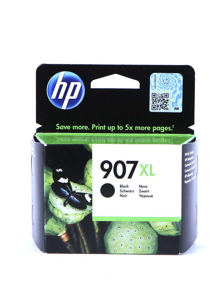 Картридж HP 907XL T6M19AE Black