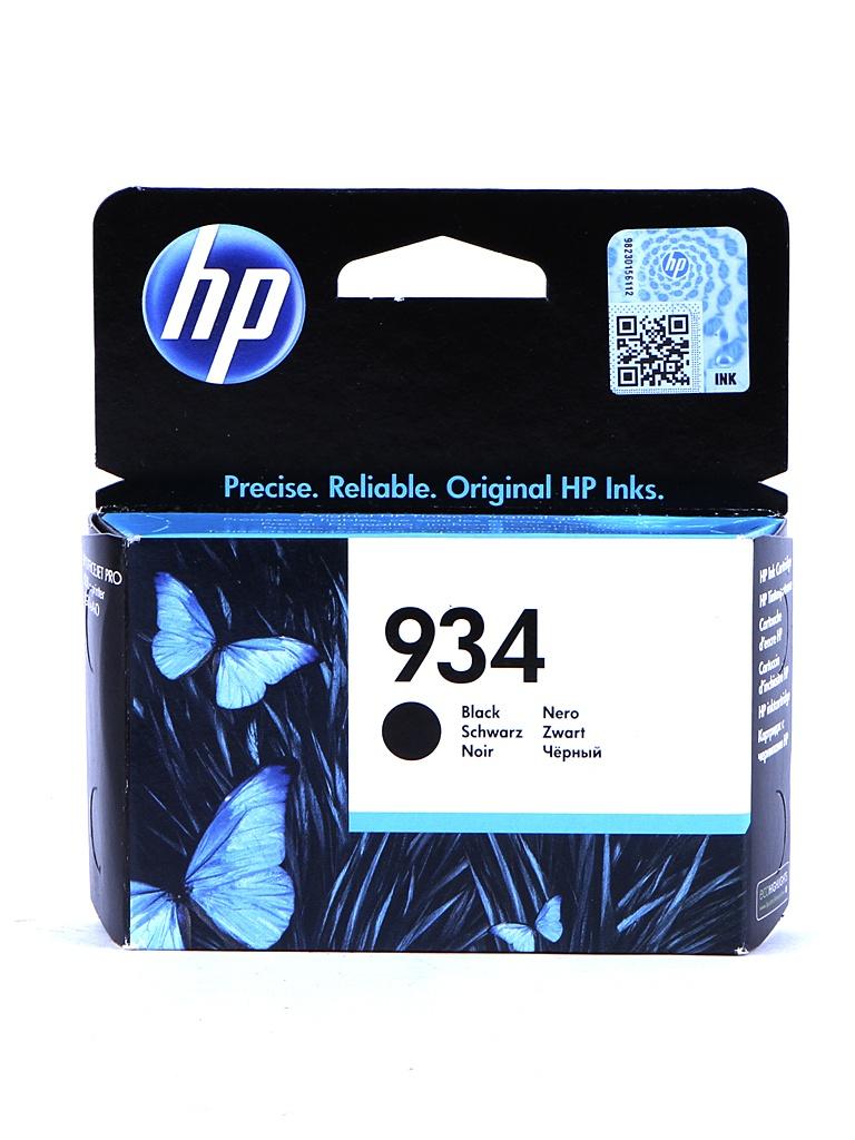 Картридж HP 934 C2P19AE Black