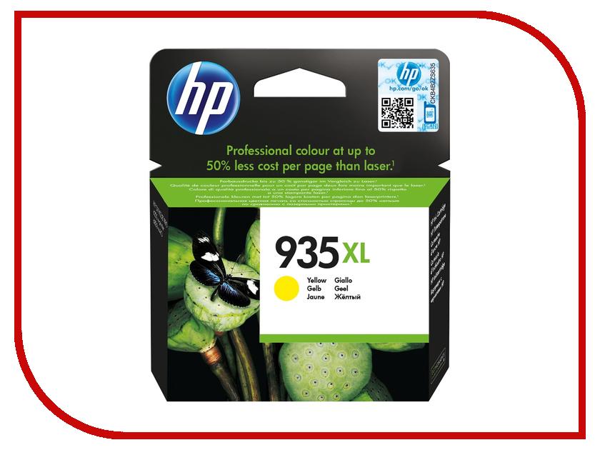 Картридж HP 935XL C2P26AE Yellow картридж для принтера hp cn624ae yellow