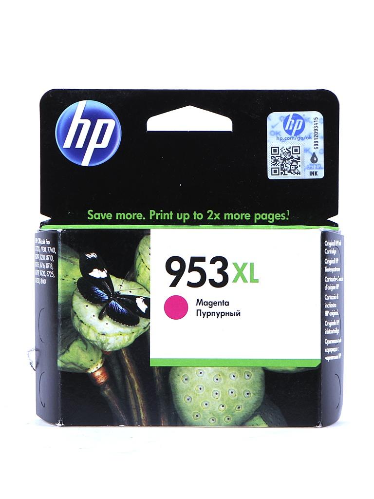 Картридж HP 953XL F6U17AE Magenta