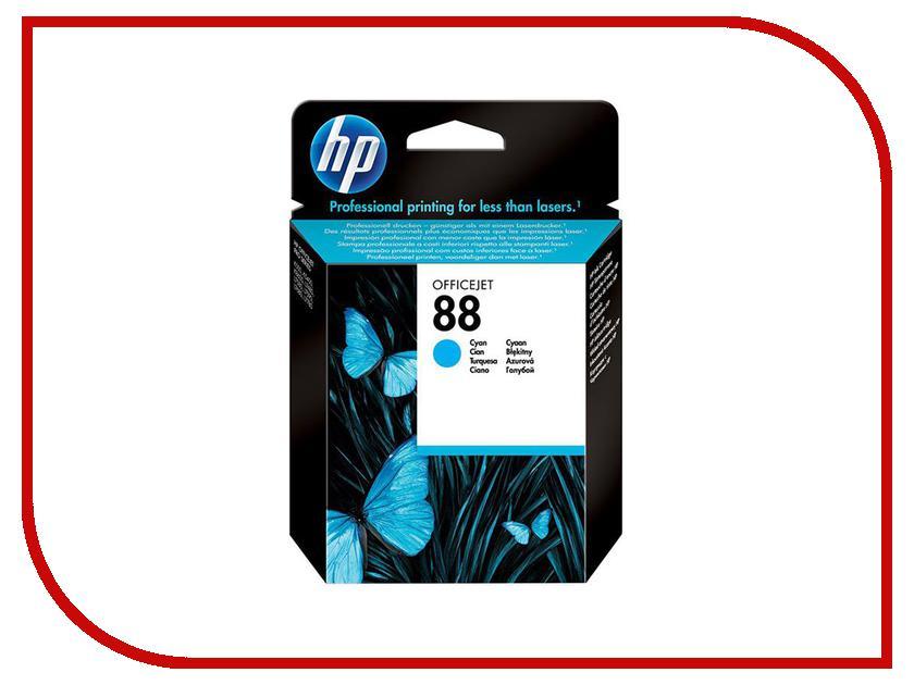 Картридж HP 88 Cyan C9386AE<br>