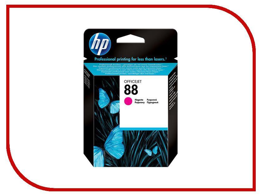 Картридж HP 88 C9387AE Magenta hewlett packard hp лазерный мфу печать копирование сканирование