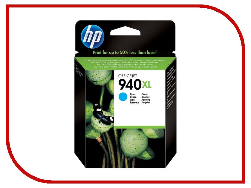 Картридж HP 940XL Cyan C4907AE<br>