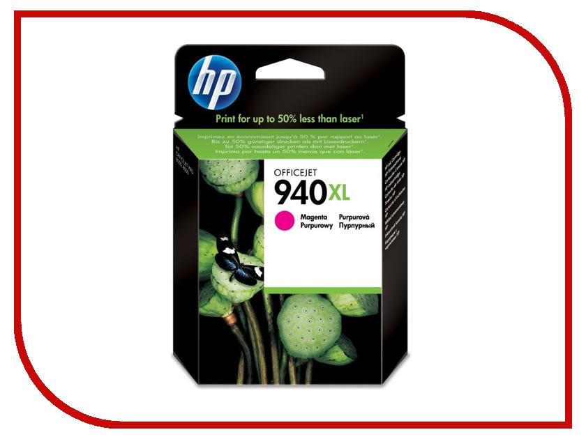 Картридж HP 940XL Magenta C4908AE<br>