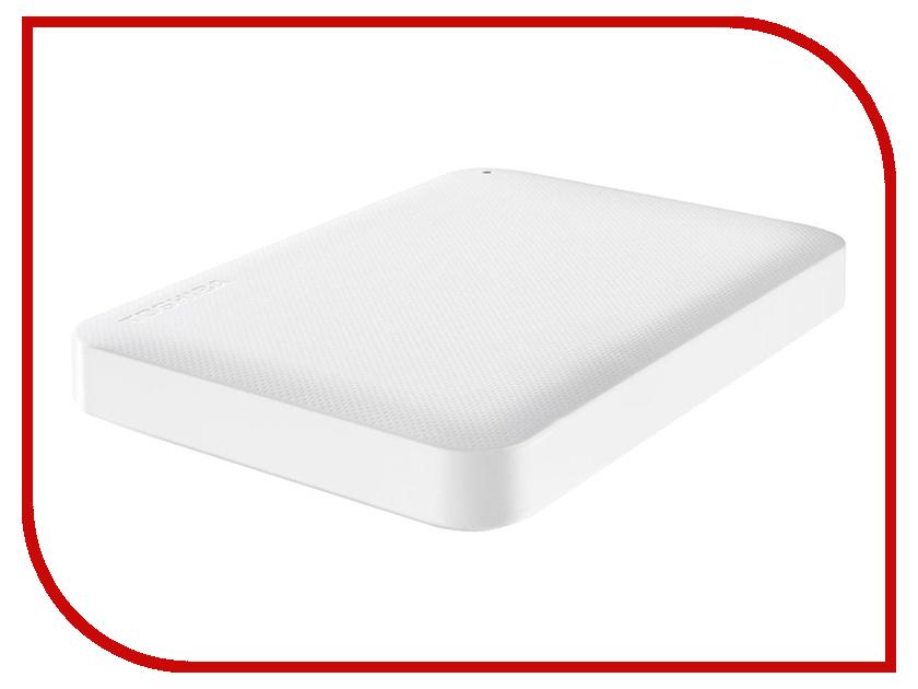 Жесткий диск Toshiba StorE Canvio Ready 1Tb White HDTP210EW3AA<br>