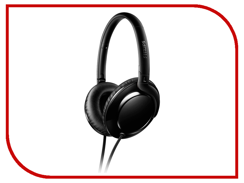 Наушники Philips SHL4600 Black<br>