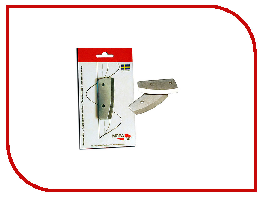 MORA Easy и Spiralen 125mm 20581 ножи для ледобура