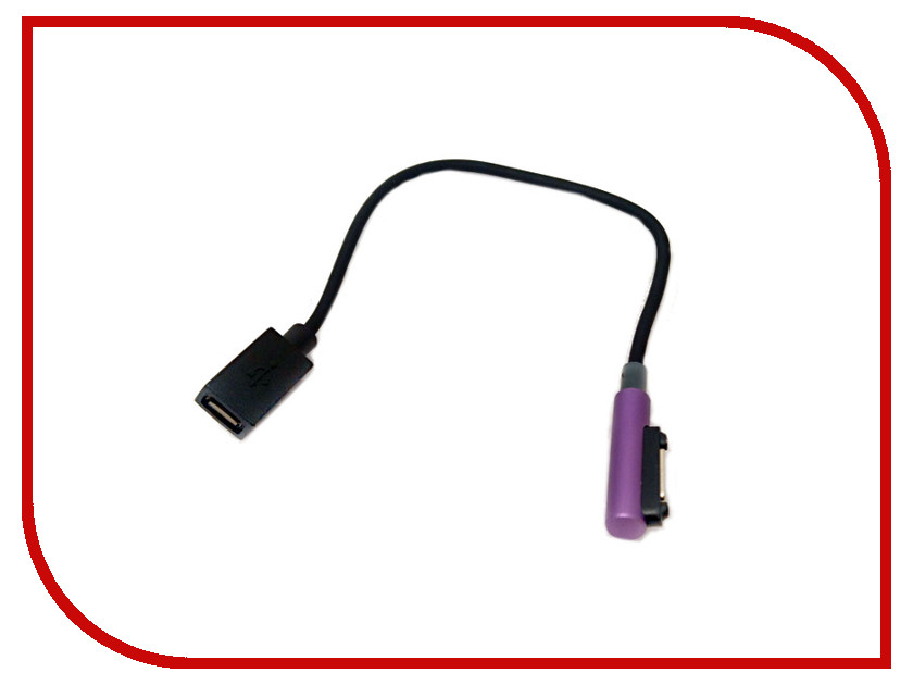 Аксессуар Espada RDL - Micro USB B F 15cm ErdlmF15<br>