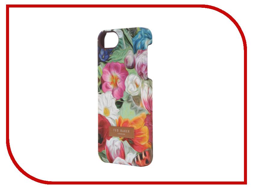 Аксессуар Чехол Ted Baker для APPLE iPhone 5 / 5S / SE Floral Swirl 39387<br>