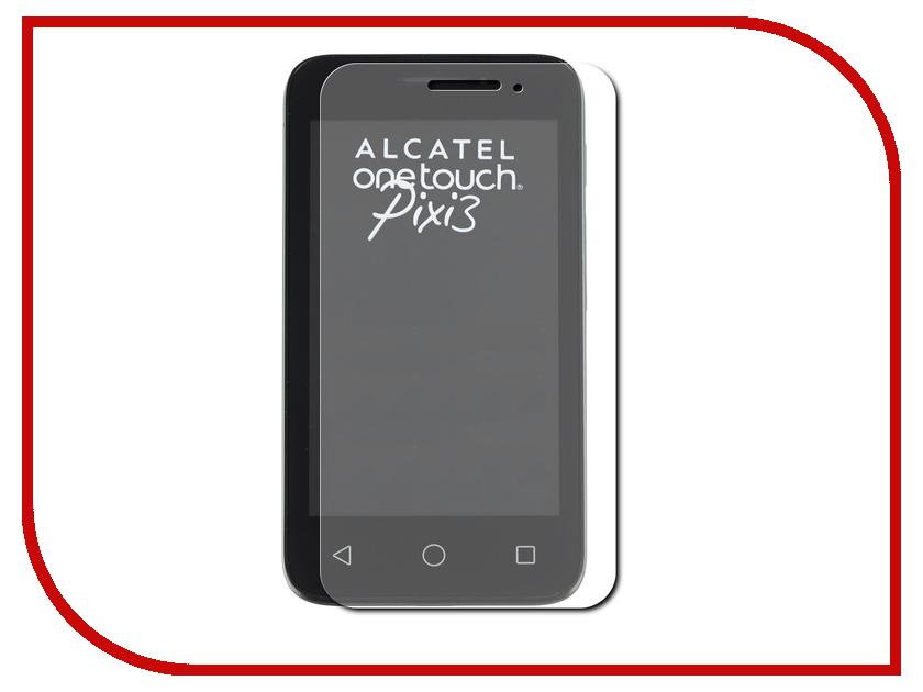 Аксессуар Защитное стекло Alcatel Pixi 3 4013D Gecko 4-inch 0.26mm ZS26-GAAL4013<br>