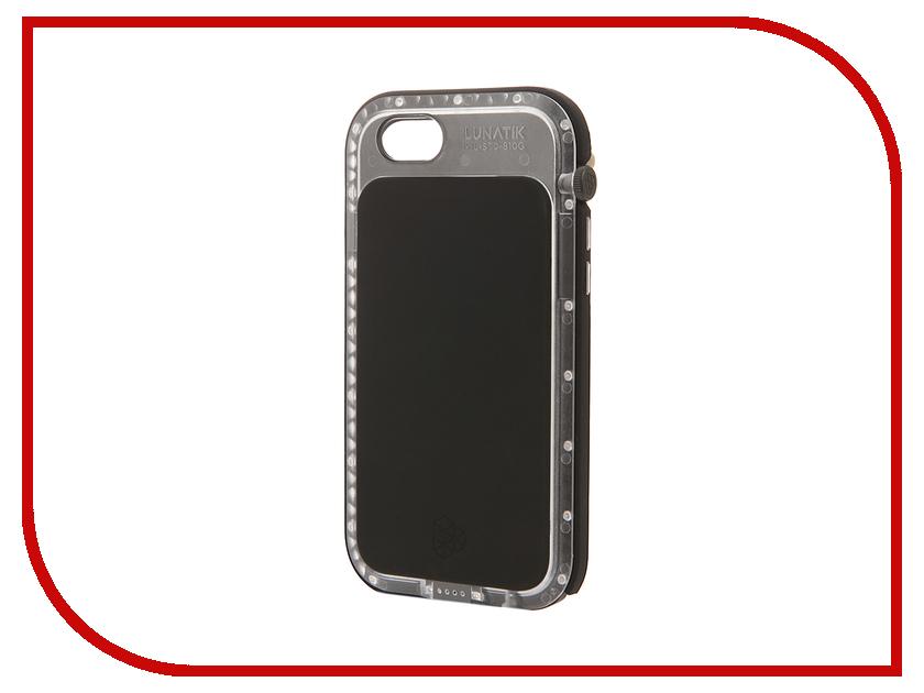 Аксессуар Чехол LunaTik Taktik Strike для APPLE iPhone 6/6s Clear seismik lunatik