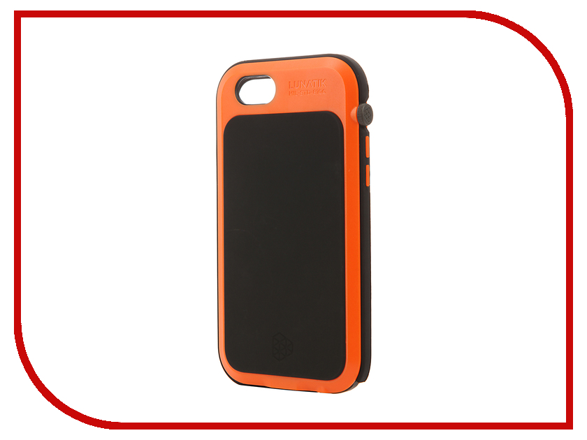 Аксессуар Чехол LunaTik Taktik Strike для APPLE iPhone 6/6s Orange<br>