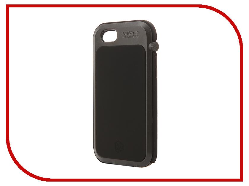 Аксессуар Чехол LunaTik Taktik Strike для APPLE iPhone 6/6s Black<br>