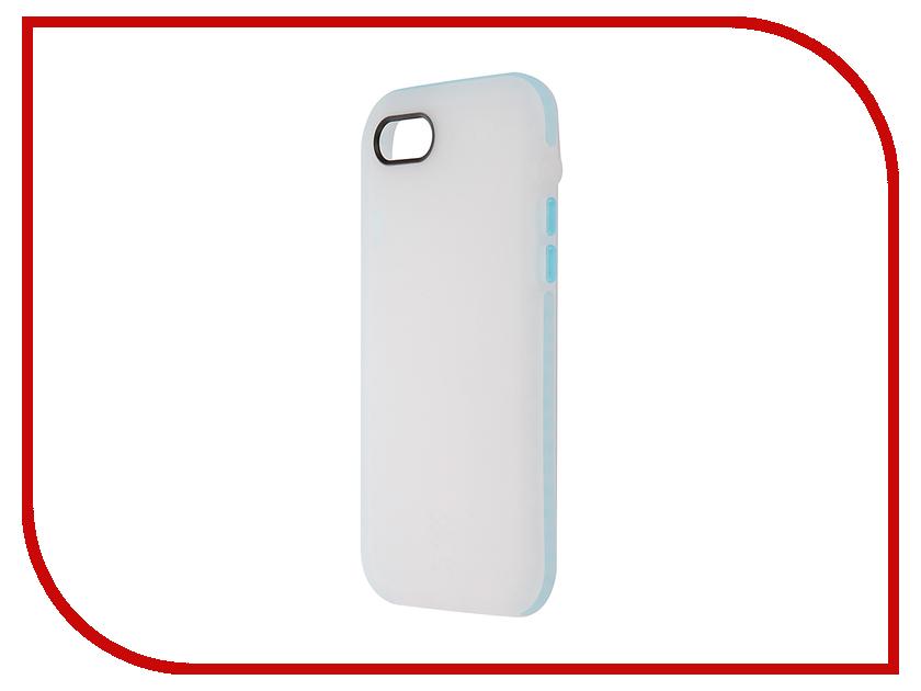 Аксессуар Чехол LunaTik AIR-360 Vapor для iPhone 7 Blue<br>