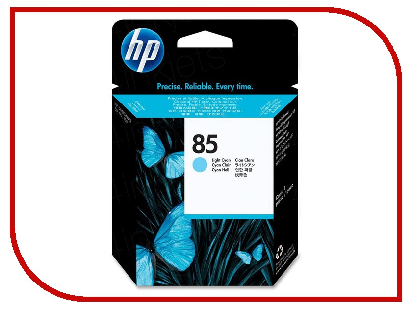 Картридж HP 85 Cyan C9425A<br>