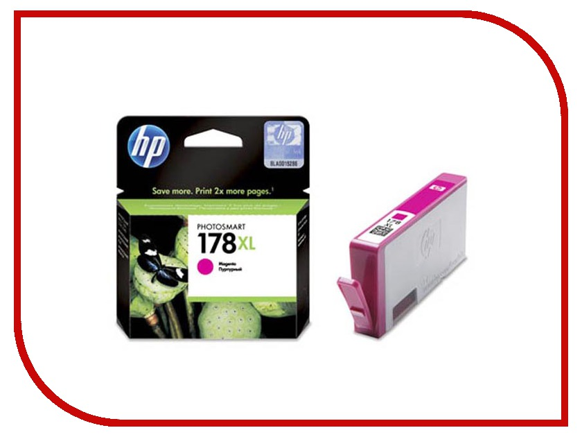 Картридж HP 178XL Magenta CB324HE<br>