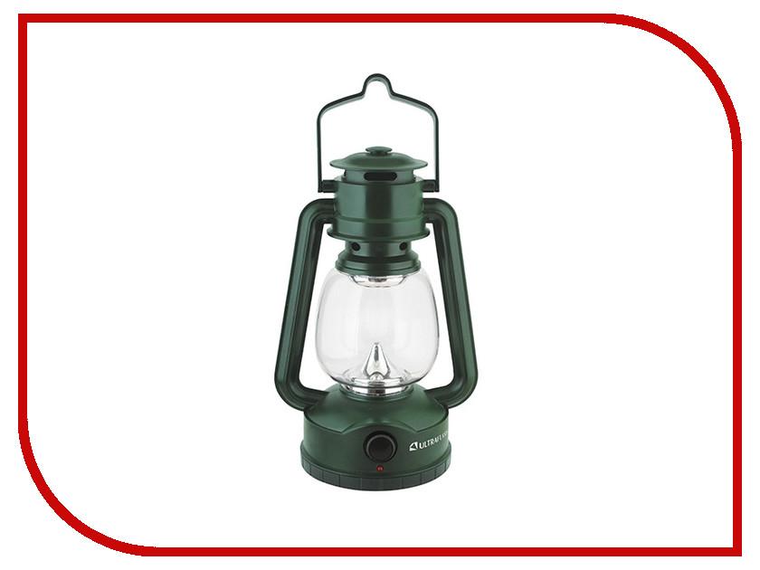 Фонарь UltraFlash LED5161 Green 12099