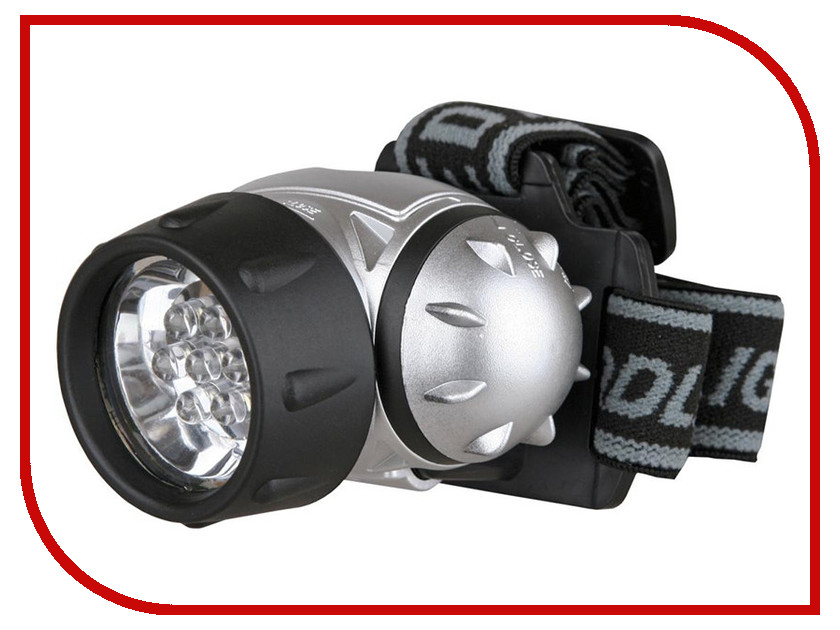 Фонарь UltraFlash LED5351 Metallic c