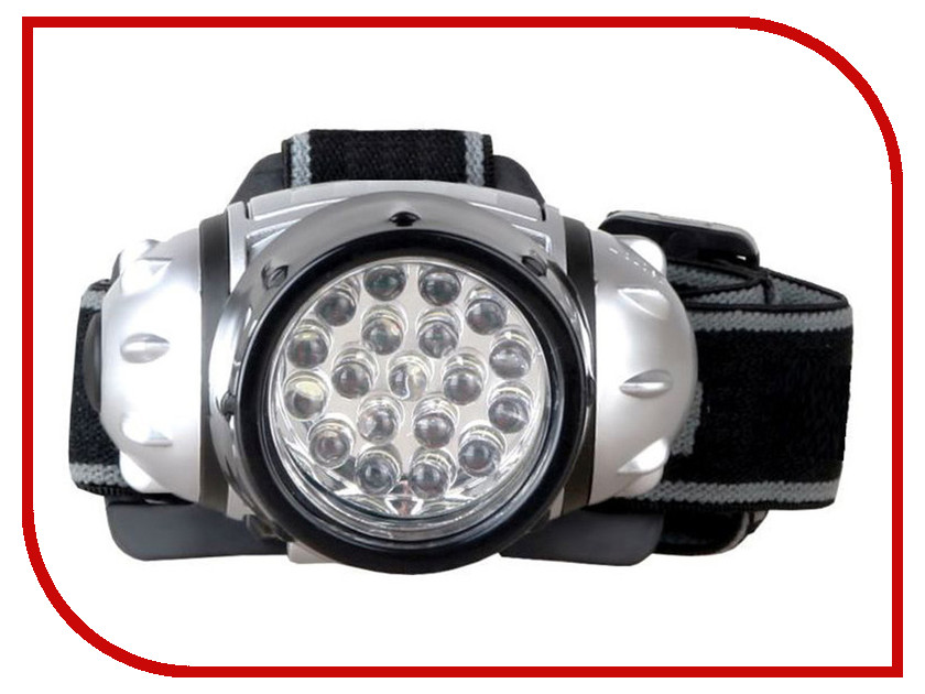 Фонарь UltraFlash LED5353 Metallic c