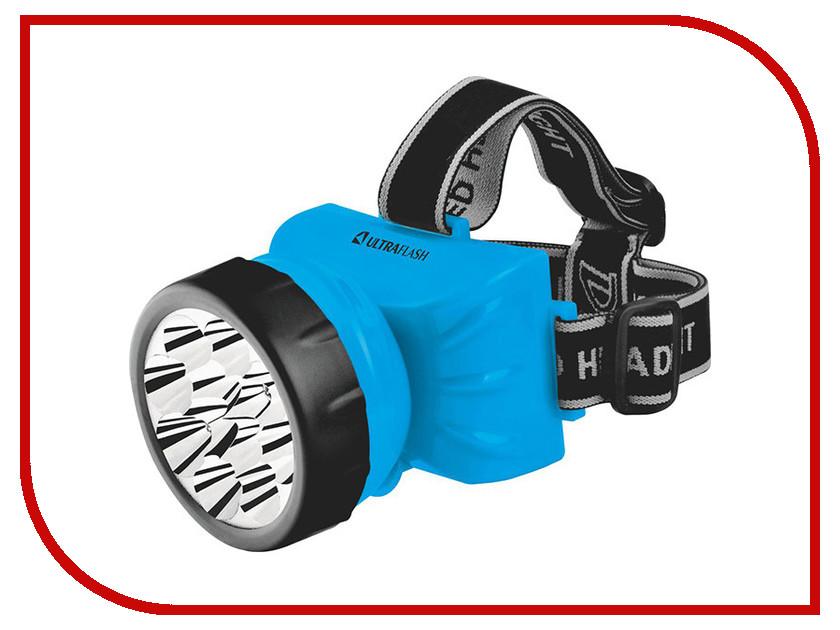 Фонарь UltraFlash LED5361 Light Blue 11090