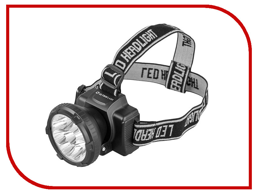 Фонарь UltraFlash LED5363 Black c