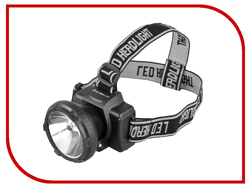 Фонарь UltraFlash LED5364 Black 11258 цена
