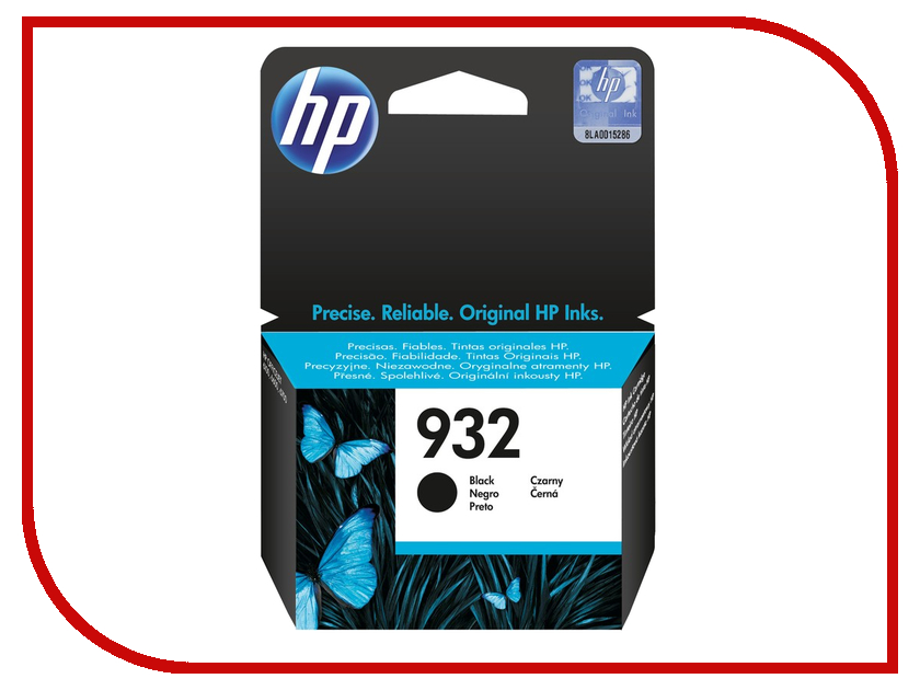 Картридж HP 932 Black CN057AE<br>