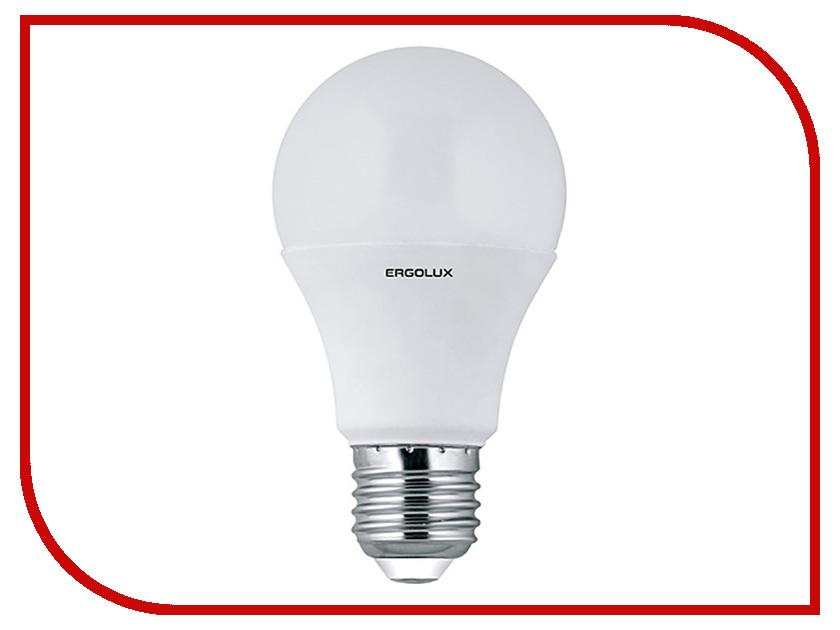 Лампочка Ergolux ЛОН LED-A60-10W-E27-3K 12148<br>