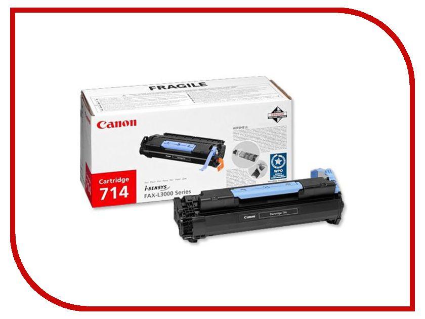 Картридж Canon 714 для L3000 / L3000IP 1153B002 картридж canon kp 108in 3115b001