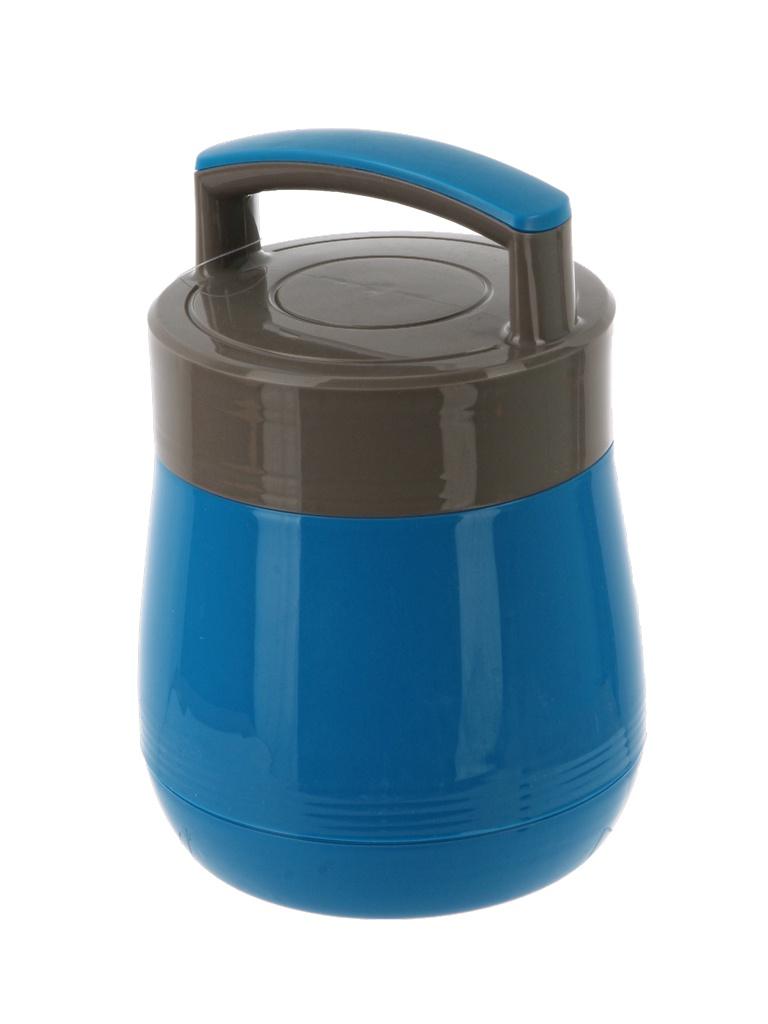 Термос Peerless 1L A508 Blue-Grey