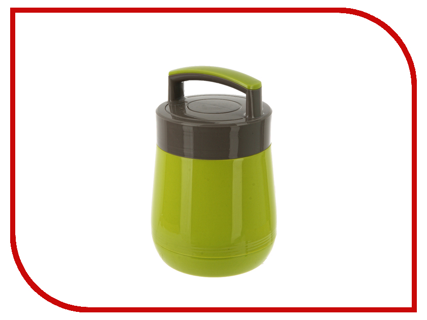 Термос Peerless 1.2L A509 Lime-Grey