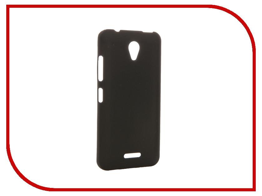 Аксессуар Чехол Lenovo A1010 / A2016 SkinBox Shield 4People Black T-S-LA1010-002<br>