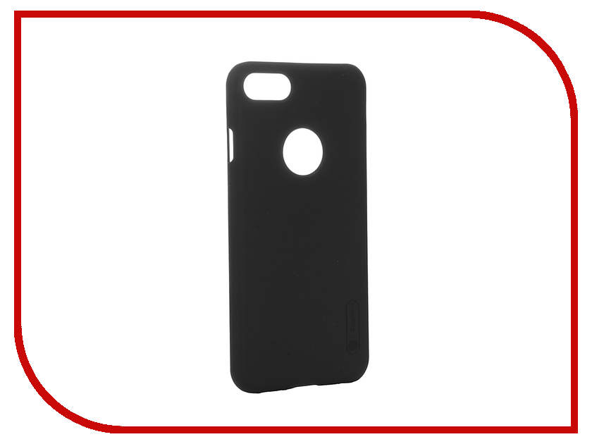Аксессуар Чехол-накладка Nillkin Frosted Shield для iPhone 7 Black<br>