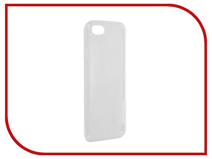 Аксессуар Чехол-накладка Nillkin Nature TPU Case для iPhone 7 White 12410<br>