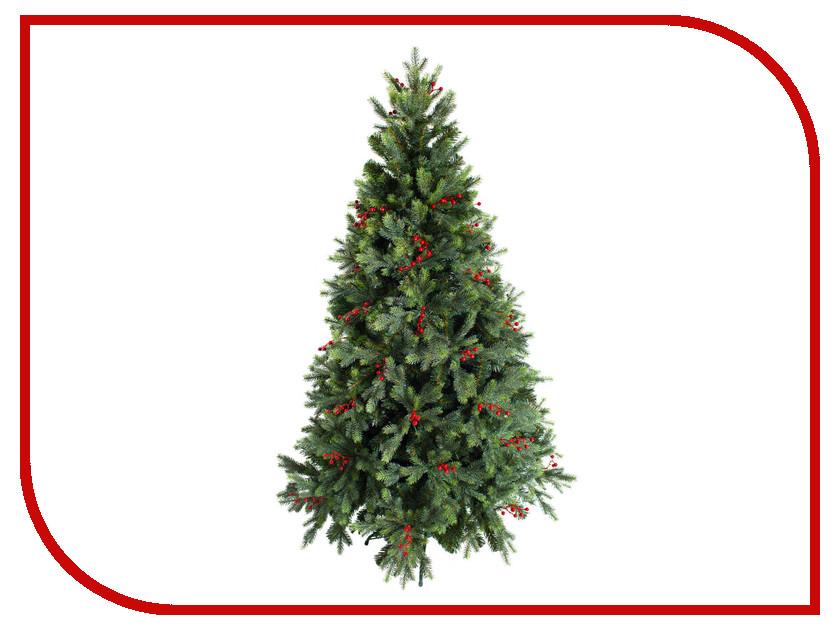 Искусственная Ель Green Trees Грацио с ягодами Премиум 210cm GT-GIP-210<br>
