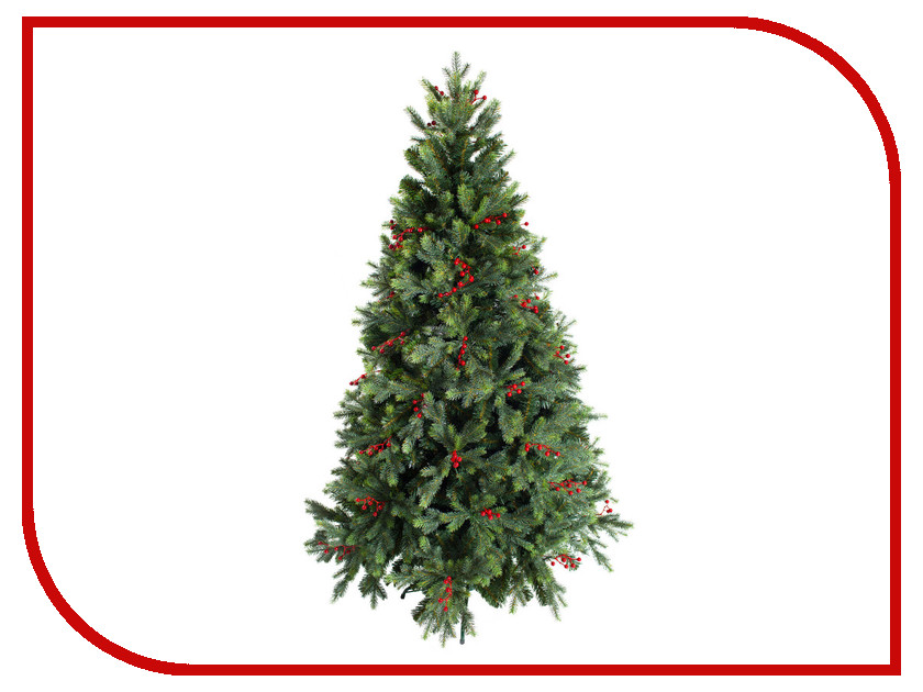 Ель Green Trees Грацио с ягодами Премиум 210cm 156549 flame trees of thika