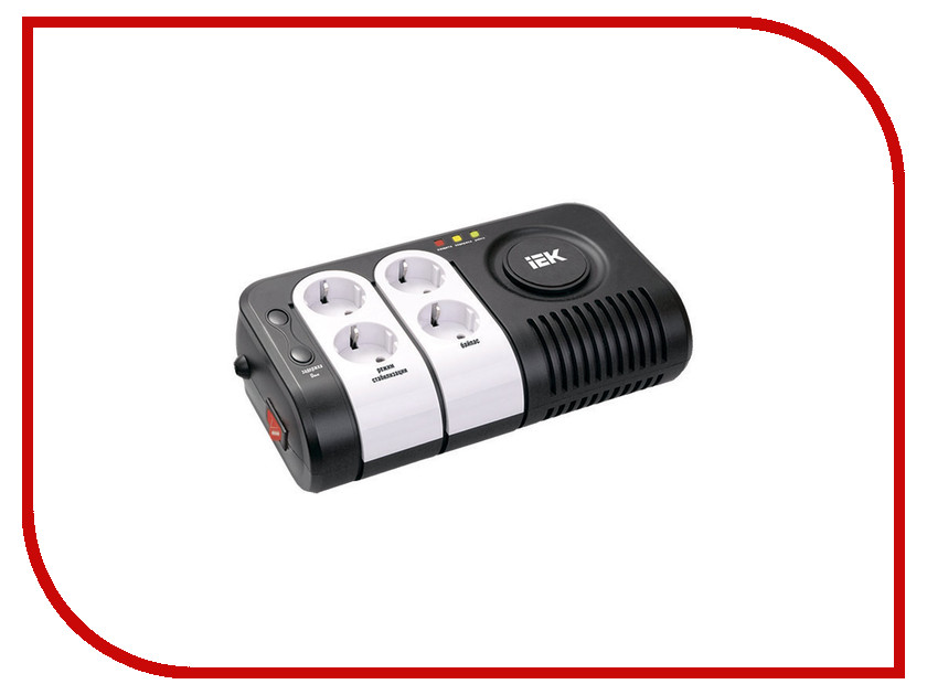 Стабилизатор IEK Simple 1кВА IVS25-1-01000