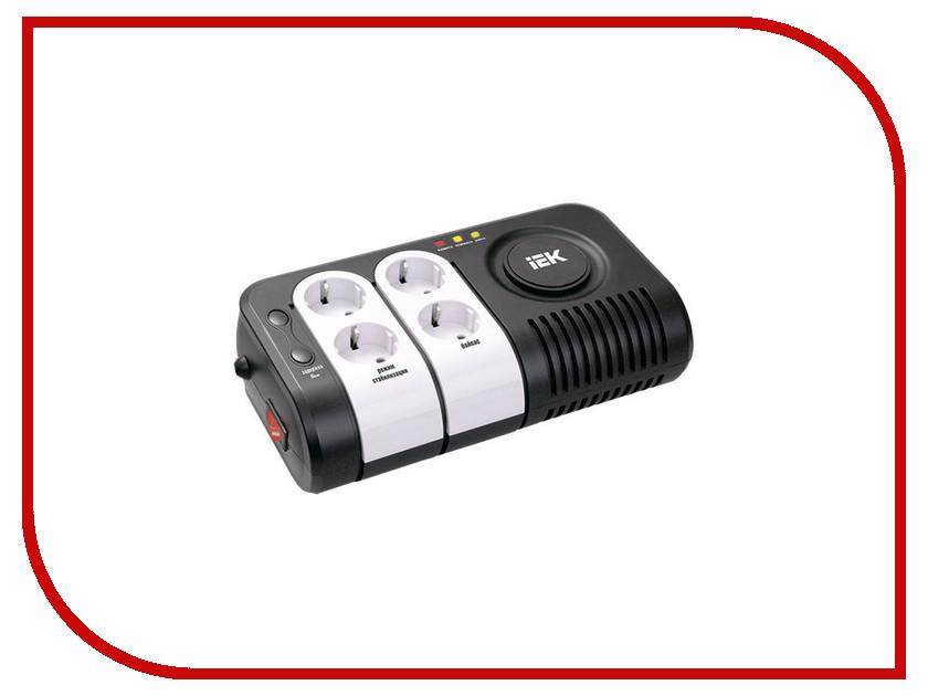 Стабилизатор IEK Simple 1кВА IVS25-1-01000 соединительная шина 1п типа pin iek yns21 1 063