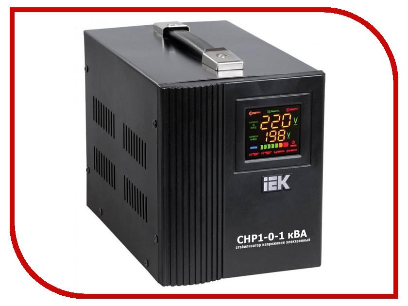 Стабилизатор IEK СНР 1/220 1кВА IVS20-1-01000 соединительная шина 1п типа pin iek yns21 1 063