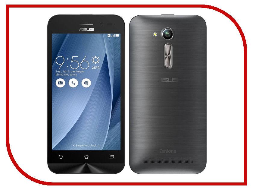Сотовый телефон ASUS ZenFone Go ZB450KL 8Gb Silver<br>